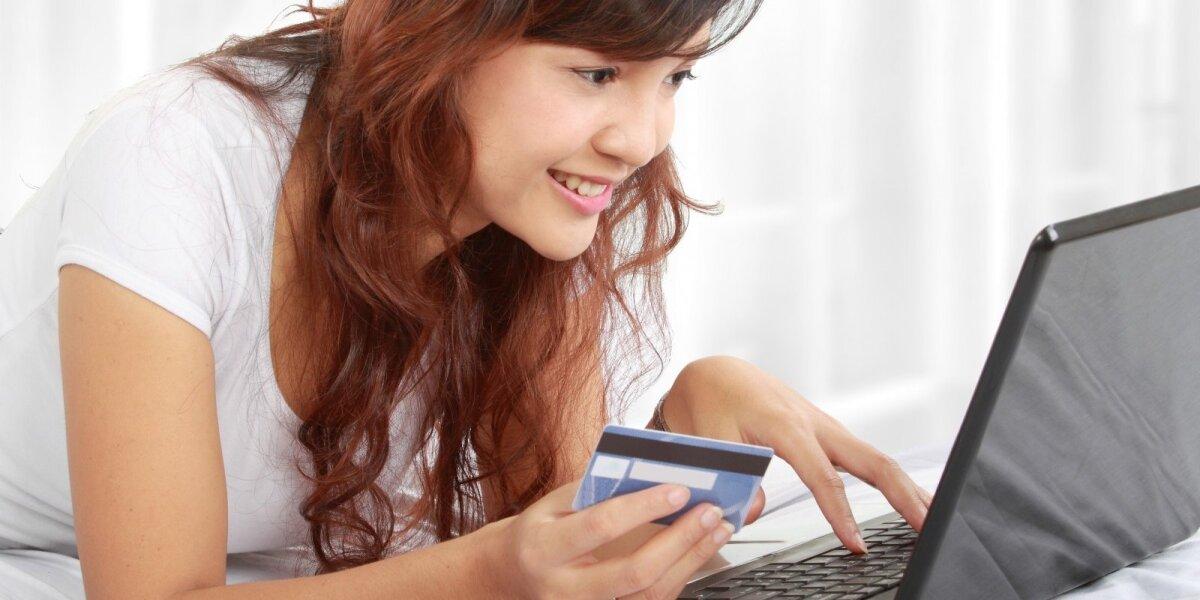Lietuviai pagal kasdienį apsipirkimą internetu lenkia latvius ir estus