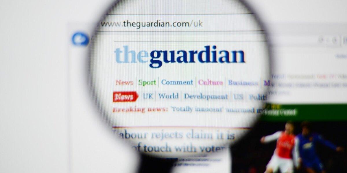 """""""The Guardian"""" reklamos kampanijas apmokestins pagal jų matymo laiką"""