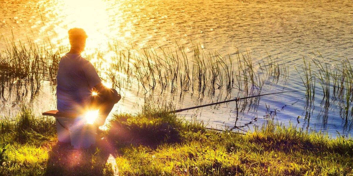 KABLYS.lt skaitytojo anekdotas: apie seniausią žvejų būrelį