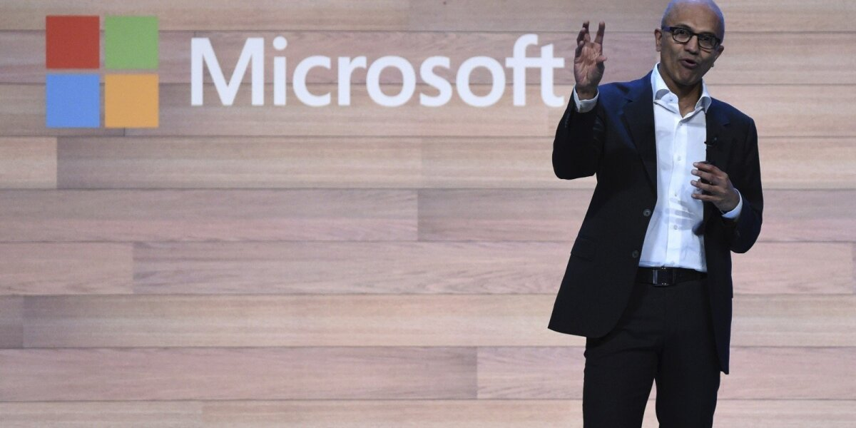 """""""Microsoft"""" vadovas: tai buvo didžiausia mūsų klaida"""