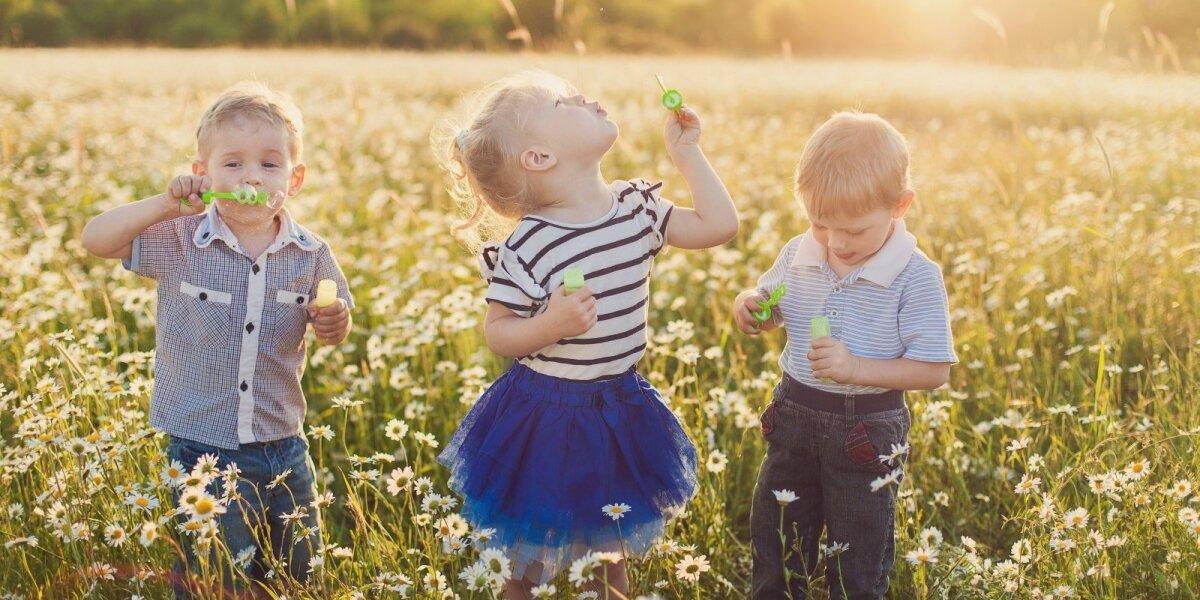 Reklamos, kurias verta pamatyti Tarptautinę vaikų gynimo dieną