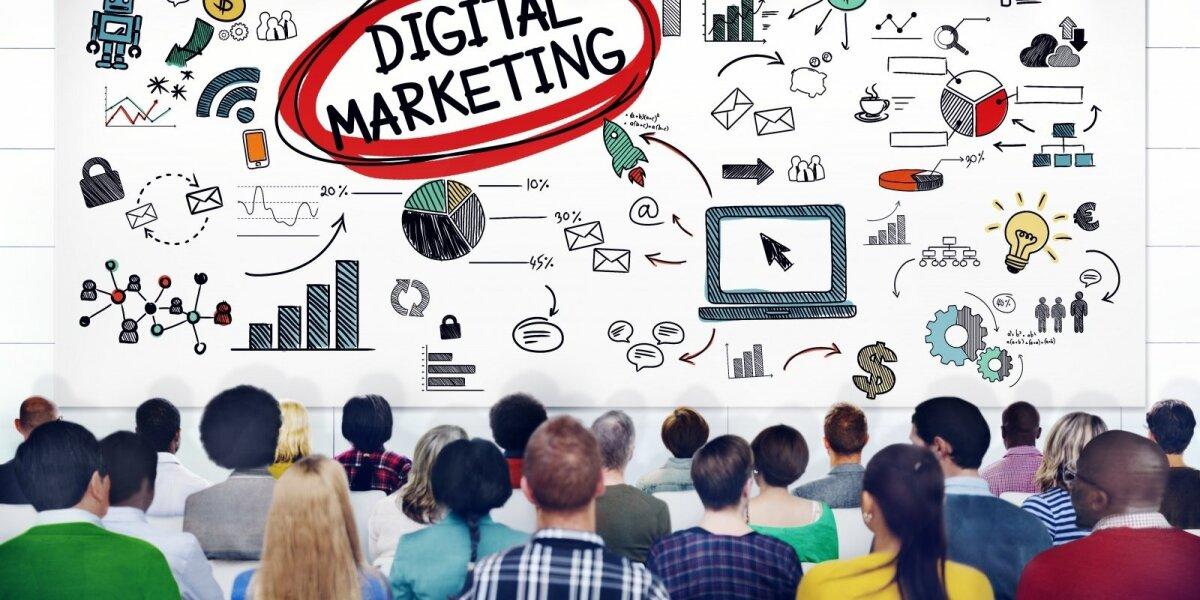 Ką ir kaip skaitmeninėje rinkodaroje matuoja Lietuvos elektroninės parduotuvės?