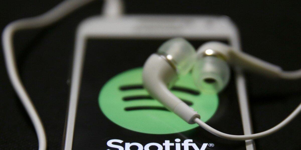 """""""Spotify"""" siūlys duomenis apie vartotojus pagal jų muzikinį skonį"""