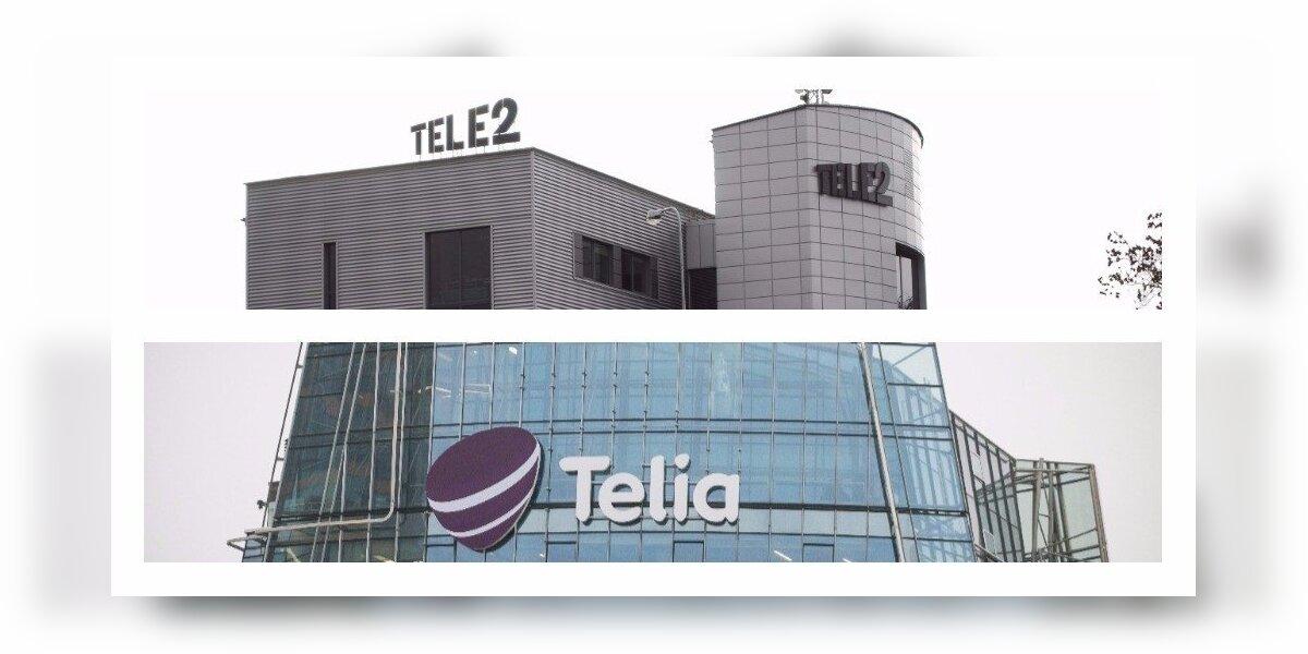 """RSVA kaltina """"Telia Lietuva"""" ir """"Tele2"""" galimai imituojamais konkursais"""
