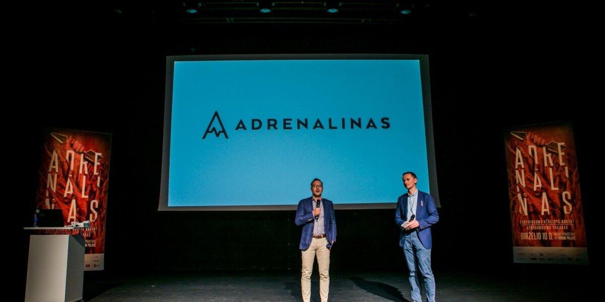 """Atsižvelgęs į atsiliepimus """"Adrenalinas"""" tęsia trumpųjų pranešimų tradiciją"""