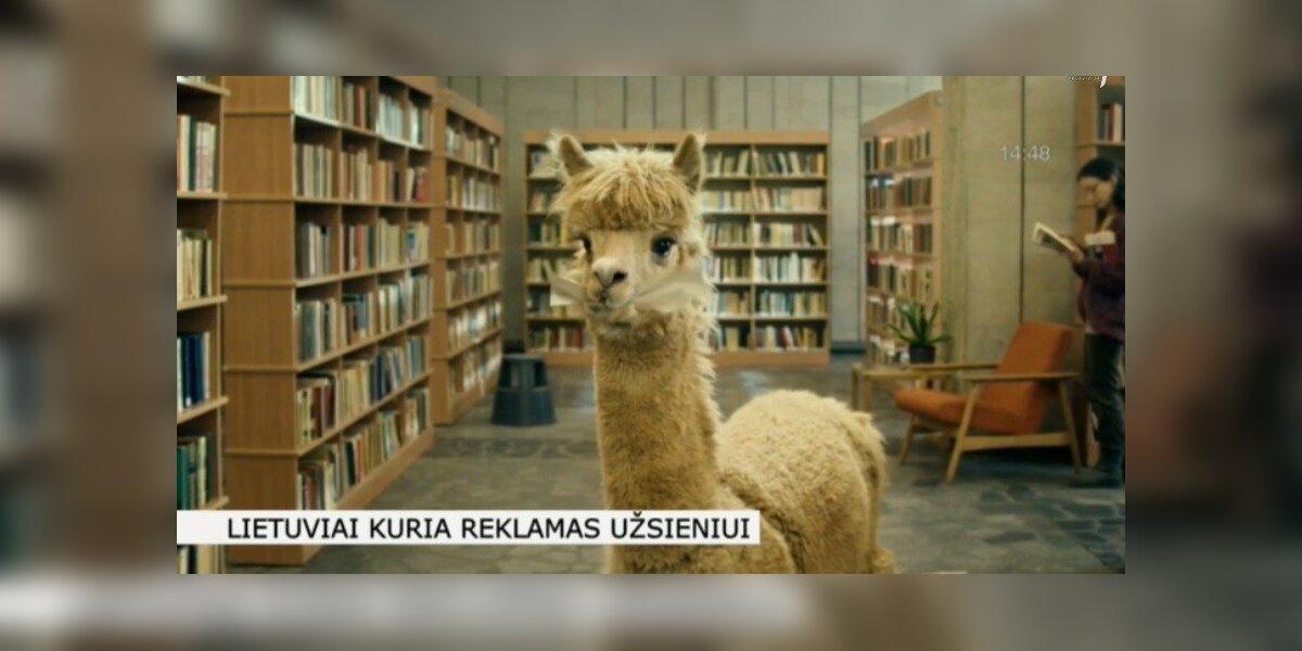 Kaip Lietuvoje kuriamos reklamos užsieniui