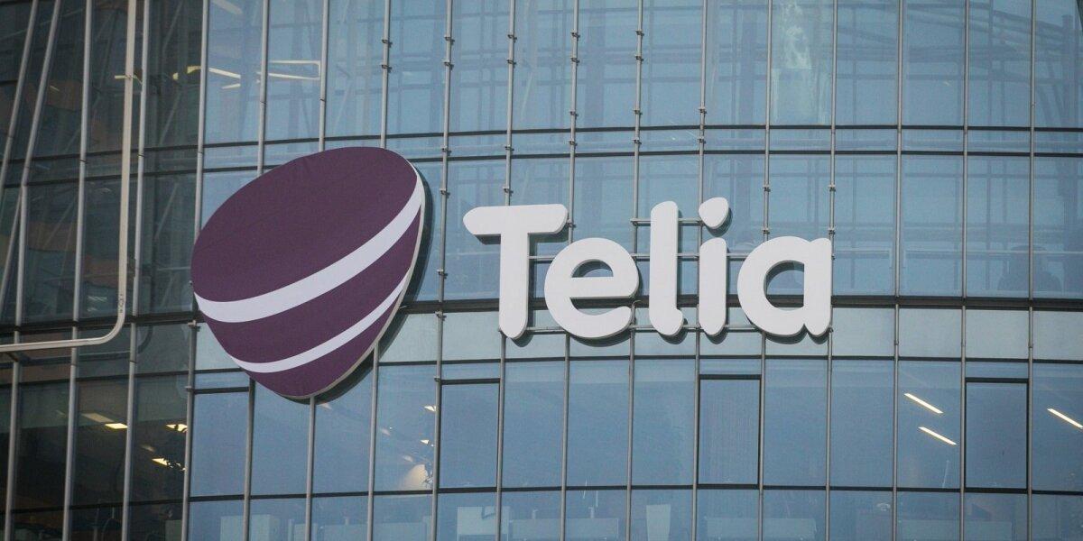 """Kartu su prekės ženklu """"Telia"""" pristatyta ir nauja reklama"""