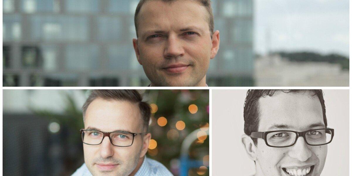 M360 vaizdo konferencijoje šią savaitę – L. Šiautkulis, T. Deksnys ir R. Sereika