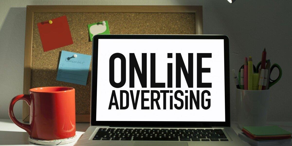 Išlaidos reklamai Europoje: pirmą kartą internetas aplenkė televiziją
