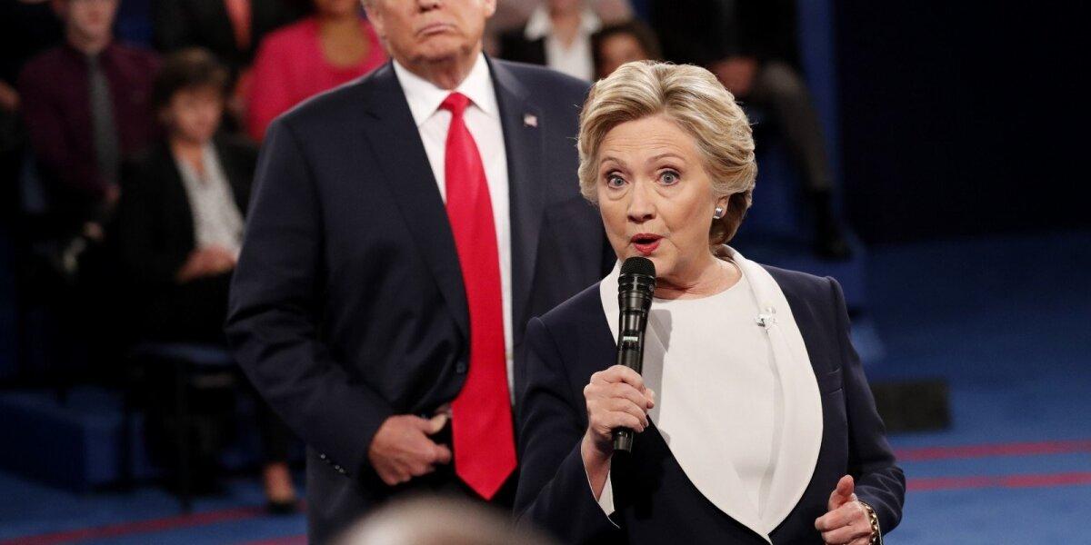 Net ir pralaimėjimą patyrusi H. Clinton kampanija įeis į istoriją
