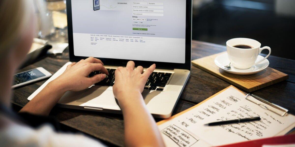 """Nesklandumai """"Facebook"""": stringa verslo puslapių administravimas"""