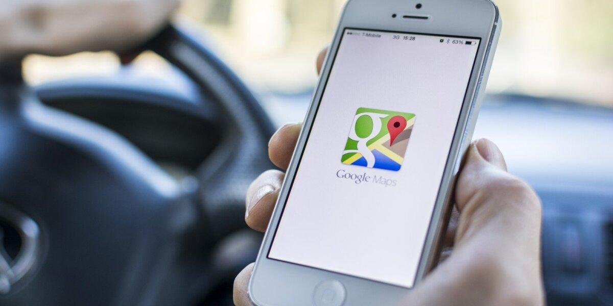 """""""Google Maps"""" nusprendė atsigriebti reklamos rinkos dalį"""