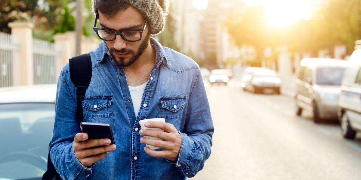 Šiemet 75 proc. interneto pasaulyje bus naudojama per mobiliuosius telefonus