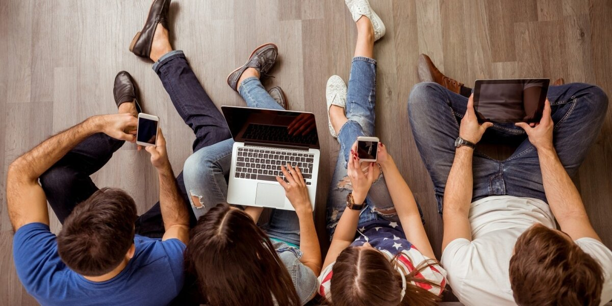 Tyrimas: kokias svetaines internete dažniausiai renkasi jaunimas