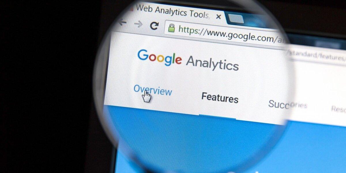"""R. Golcas. Svetainės formų optimizavimas naudojant """"Google Analytics"""""""