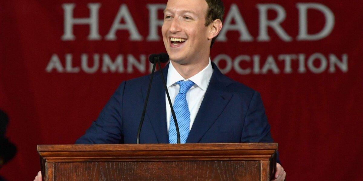 M. Zuckerbergas pats tapo melagingų naujienų taikiniu