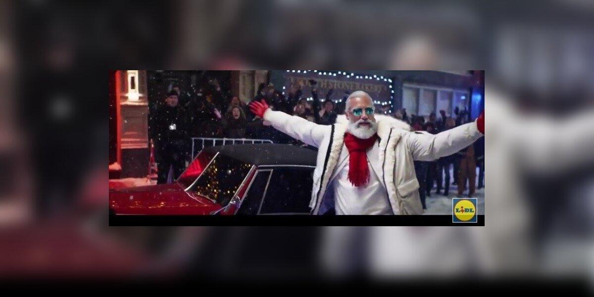 """""""Lidl"""" kalėdinės reklamos sėkmė: tūkstančiai peržiūrų vos paskelbus"""
