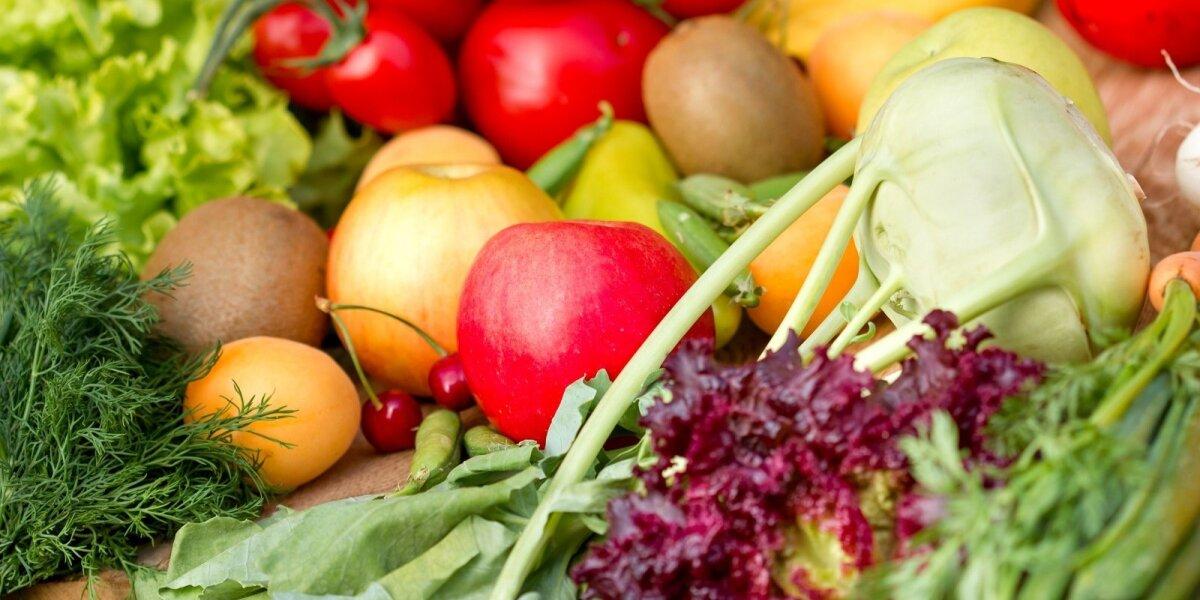 Vaisiai ir daržovės - prabanga ar kasdienybė?