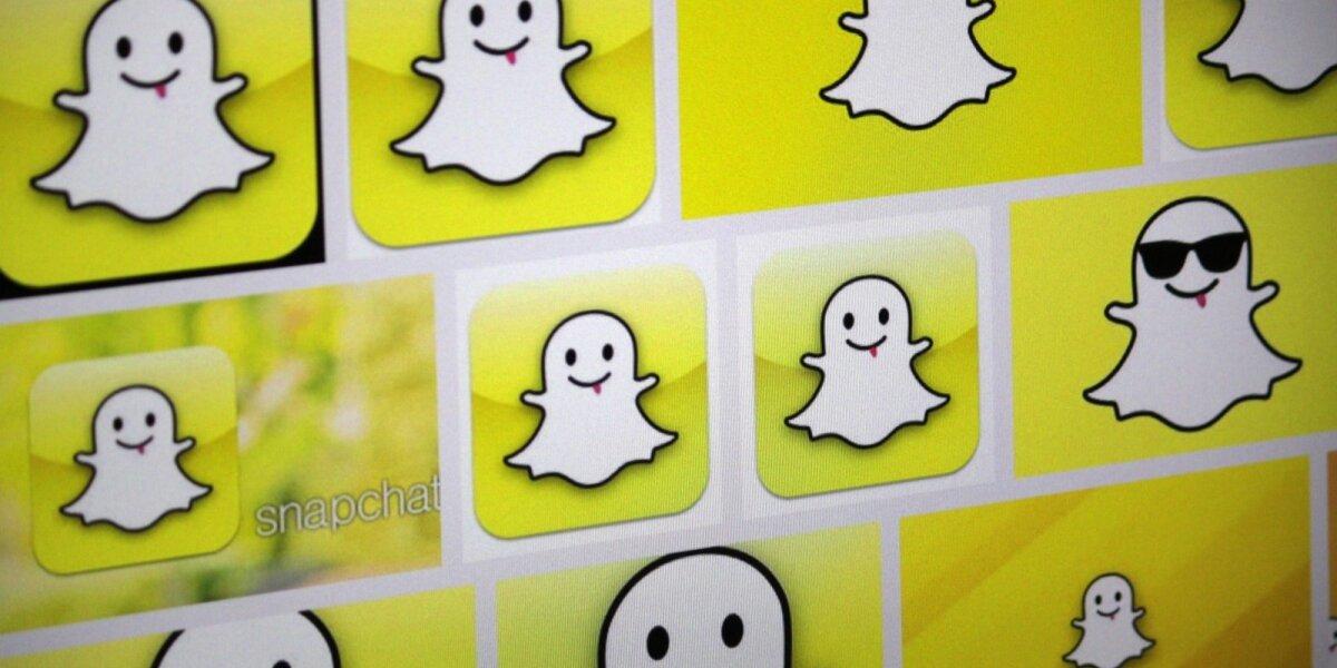 """""""Snapchat"""" staigmena: atnaujinta versija leis išsaugoti nuotraukas ir vaizdo įrašus"""