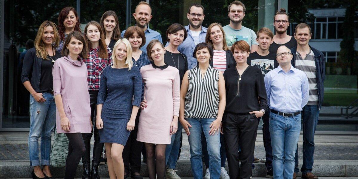 DELFI grupės plėtra: naujas galimybes verslui siūlys turinio kūrimo ir dizaino departamentai
