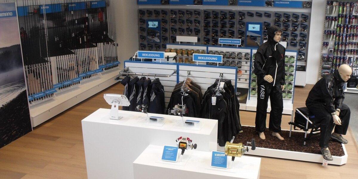 """""""Shimano X-Store"""" parduotuvė"""