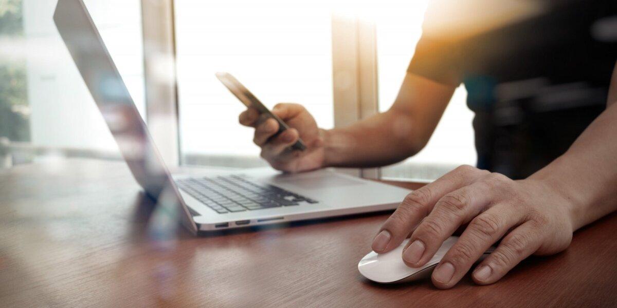 Kompiuterių ir kitų įrenginių kuriamo srauto internete palyginimas bei ateities prognozė Lietuvai