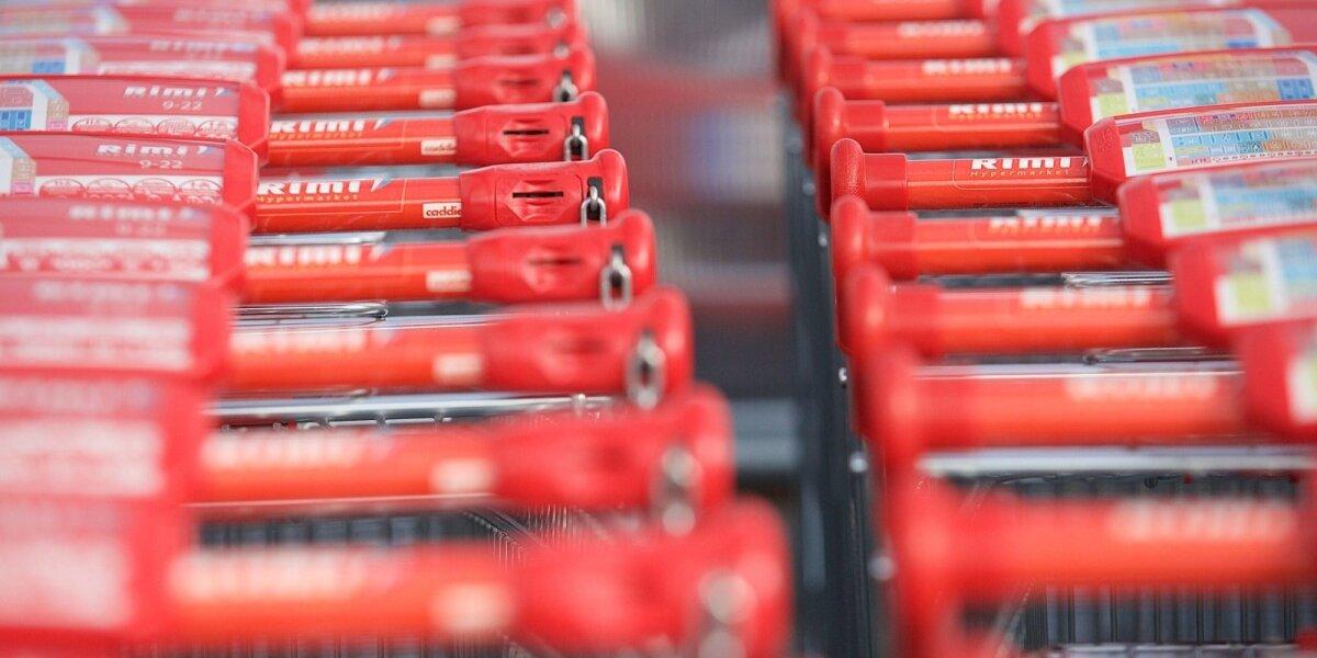Jungiasi prekybos centrai: RIMI perka IKI