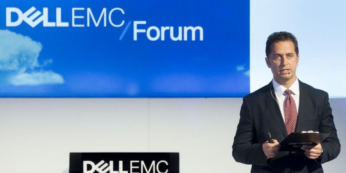 """""""Dell Techologies"""" po susijungimo tikisi tapti trečiąja technologijų kompanija pasaulyje"""