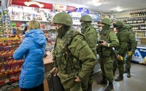 """L. N. Rasimas. """"Žalieji žmogeliukai"""" Lietuvoje nebūtinai turi dėvėti šalmus ar nešioti šautuvą"""