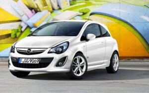 Opel Corsa Color Edition Switch