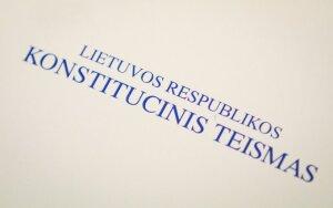 KT imsis bylos dėl referendumo
