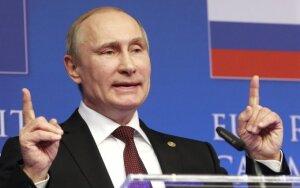 Rusijos nota: vienašališkai stabdomas susitarimas su Lietuva