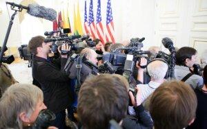 """""""The Washington Post"""": kokią žinią Vilniui turi JAV viceprezidentas"""