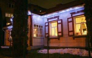Baltiškos kalėdos vaikų draželyje