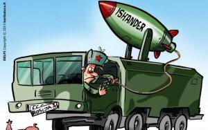 Gynybos ekspertas: turime reaguoti į Rusijos karinių pajėgų stiprinimą