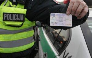 Rytinis policijos reidas Vilniuje