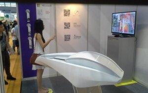 ICIF parodoje Kinijoje sėkmingai pasirodė Lietuvos dizaineriai