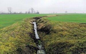 Tokių pagal programą sutvarkytų melioracijos griovių kaip šis Suostų kaime, Biržų rajone, yra  beveik keli šimtai kilometrų, aplinkosaugininkai kai kuriuos prilygina upėms.