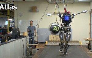 Robotas-humanoidas