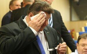Tęsiasi viceministrų atsistatydinimai