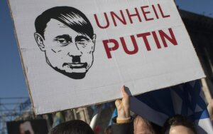 V. Putinui davė porą dienų