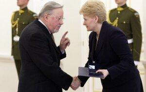 V. Landsbergis: yra tokių vyrukų, kurių galbūt bijo ir V. Putinas
