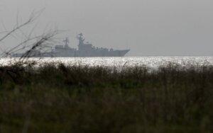 Po Rusijos veiksmų Baltijos jūroje – Suomijos reakcija