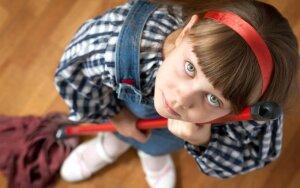 Tėvų kovoje dėl mergaitės tašką padėjo teismas