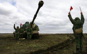 Kas gąsdina Rusijos kariuomenę Kaliningrade?