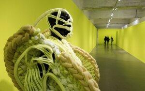 J.Keleras. Su kuo valgomas šiuolaikinis menas?