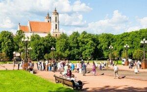 Skulptorius: pigiausia Lukiškių aikštėje būtų pastatyti stulpą