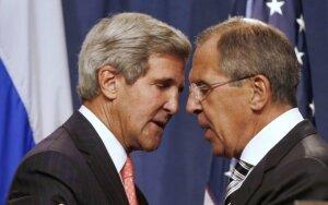 JAV kantrybė irgi senka: langas V. Putinui užsidaro