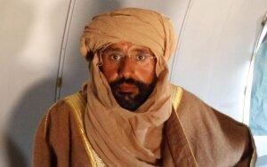 Saifas al-Islamas Gaddafi