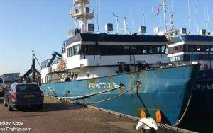 Rusijos reikalaujamas užstatas dukart viršija Lietuvos laivo vertę
